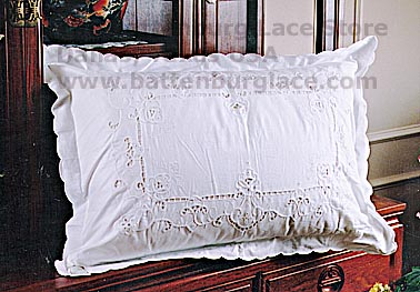 Pillow Sham King Size Shams Imperial Embroidery 2 Shams Pillow