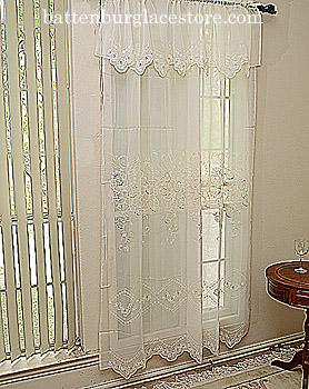Windows Curtains Battenburg Lace Store The Home Fashion Center
